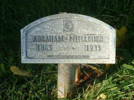 MIELLMIER, ABRAHAM - Athens County, Ohio | ABRAHAM MIELLMIER - Ohio Gravestone Photos
