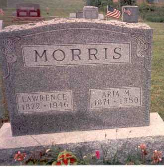 MORRIS, LAWRENCE - Athens County, Ohio | LAWRENCE MORRIS - Ohio Gravestone Photos