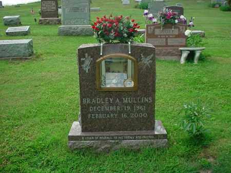 MULLINS, BRADLEY A. - Athens County, Ohio | BRADLEY A. MULLINS - Ohio Gravestone Photos