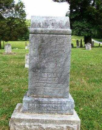 NICKOSON, JOHN W - Athens County, Ohio | JOHN W NICKOSON - Ohio Gravestone Photos
