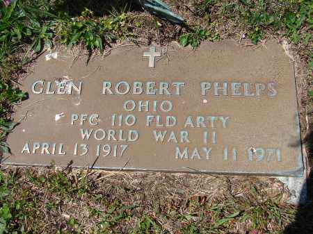 PHELPS, GLEN ROBERT - Athens County, Ohio | GLEN ROBERT PHELPS - Ohio Gravestone Photos