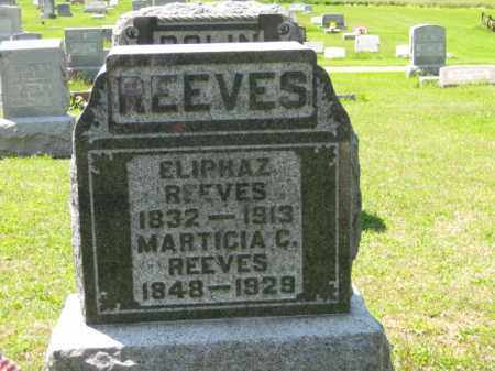 REEVES, MARTICIA C. - Athens County, Ohio | MARTICIA C. REEVES - Ohio Gravestone Photos