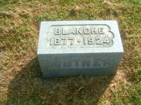 SANDERS, BLANCHE - Athens County, Ohio | BLANCHE SANDERS - Ohio Gravestone Photos