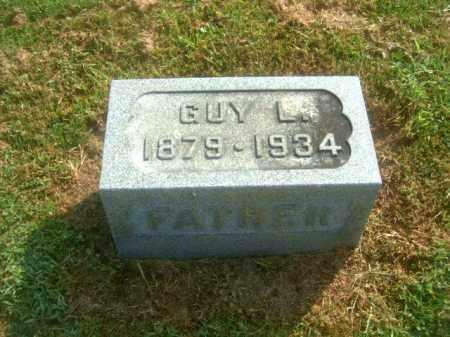 SANDERS, GUY L. - Athens County, Ohio | GUY L. SANDERS - Ohio Gravestone Photos