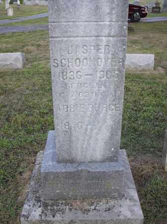 SCHOONOVER, ABBIE - Athens County, Ohio | ABBIE SCHOONOVER - Ohio Gravestone Photos
