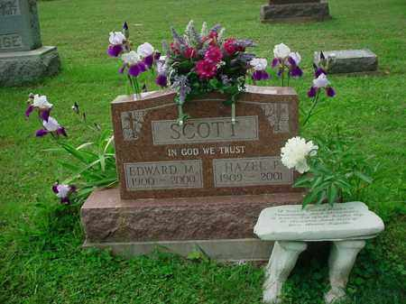 SCOTT, HAZEL P. - Athens County, Ohio | HAZEL P. SCOTT - Ohio Gravestone Photos