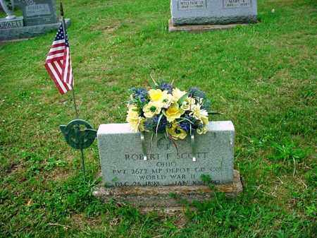 SCOTT, ROBERT - Athens County, Ohio | ROBERT SCOTT - Ohio Gravestone Photos