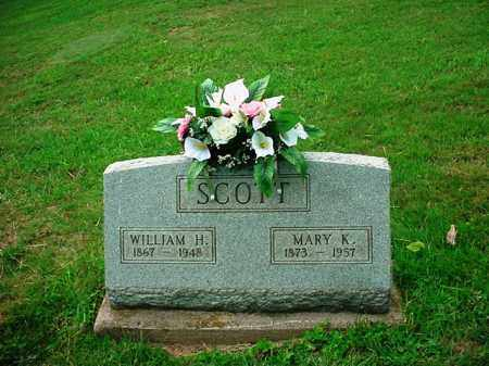 SCOTT, MARY K. - Athens County, Ohio | MARY K. SCOTT - Ohio Gravestone Photos