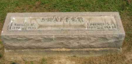 STALDER SHAFFER, SHELLIE EMMA - Athens County, Ohio | SHELLIE EMMA STALDER SHAFFER - Ohio Gravestone Photos