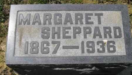 SHEPPARD, MARGARET - Athens County, Ohio | MARGARET SHEPPARD - Ohio Gravestone Photos