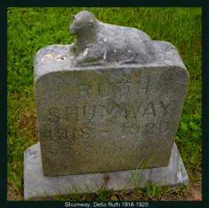 SHUMWAY, DELLA RUTH - Athens County, Ohio | DELLA RUTH SHUMWAY - Ohio Gravestone Photos