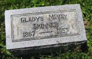 SKINNER, GLADYS - Athens County, Ohio | GLADYS SKINNER - Ohio Gravestone Photos