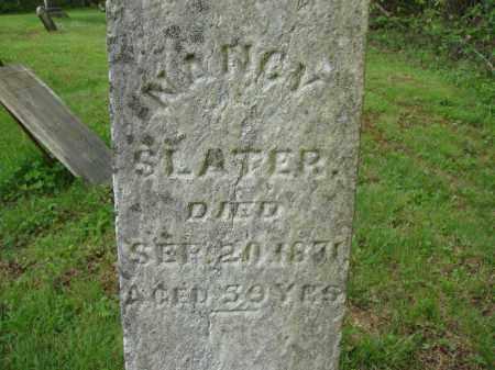 SLATER, NANCY - Athens County, Ohio | NANCY SLATER - Ohio Gravestone Photos