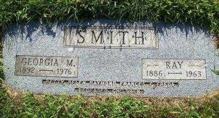 SMITH, ARZA RAY - Athens County, Ohio | ARZA RAY SMITH - Ohio Gravestone Photos