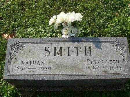 SMITH, ELIZABETH - Athens County, Ohio | ELIZABETH SMITH - Ohio Gravestone Photos