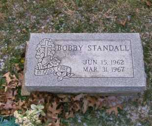 STANDALL, BOBBY - Athens County, Ohio | BOBBY STANDALL - Ohio Gravestone Photos