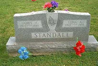 STANDALL, JAMES H. - Athens County, Ohio | JAMES H. STANDALL - Ohio Gravestone Photos