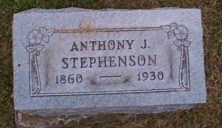 STEPHENSON, ANTHONY J. - Athens County, Ohio | ANTHONY J. STEPHENSON - Ohio Gravestone Photos