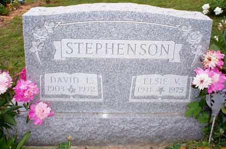 STEPHENSON, DAVID L. - Athens County, Ohio | DAVID L. STEPHENSON - Ohio Gravestone Photos