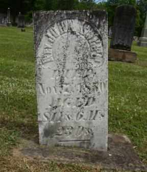 SWETT, JOHN, REVEREND - Athens County, Ohio | JOHN, REVEREND SWETT - Ohio Gravestone Photos