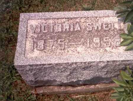 NICHOLS SWETT, VICTORIA - Athens County, Ohio | VICTORIA NICHOLS SWETT - Ohio Gravestone Photos