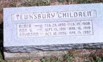 TEWKSBURY, DON V. - Athens County, Ohio | DON V. TEWKSBURY - Ohio Gravestone Photos