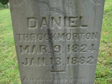 THROCKMORTON, DANIEL - Athens County, Ohio | DANIEL THROCKMORTON - Ohio Gravestone Photos