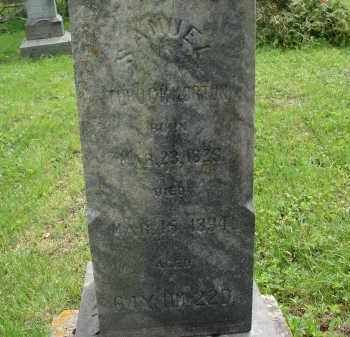 THROCKMORTON, SAMUEL - Athens County, Ohio | SAMUEL THROCKMORTON - Ohio Gravestone Photos