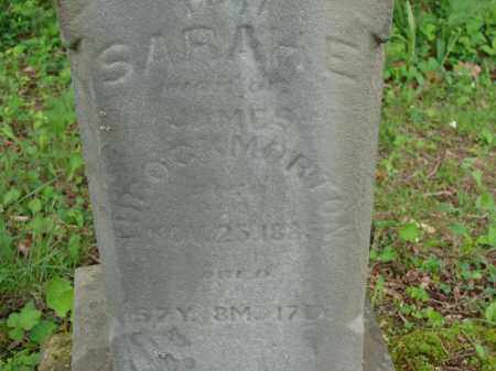 THROCKMORTON, SARAH E. - Athens County, Ohio | SARAH E. THROCKMORTON - Ohio Gravestone Photos