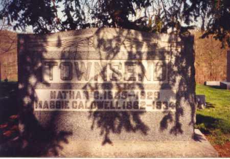 TOWNSEND, MARGARET - Athens County, Ohio | MARGARET TOWNSEND - Ohio Gravestone Photos