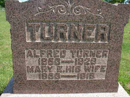TURNER, ALFRED - Athens County, Ohio | ALFRED TURNER - Ohio Gravestone Photos