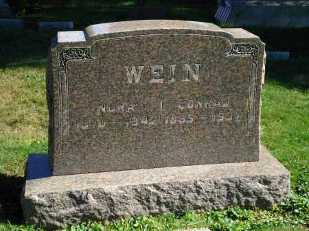 WEIN, NORA WILETTA - Athens County, Ohio | NORA WILETTA WEIN - Ohio Gravestone Photos
