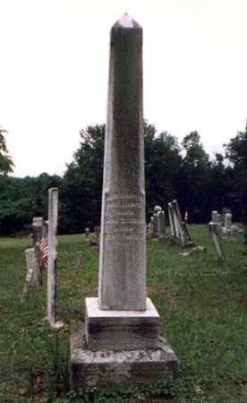 WILLIAMS, ABRAHAM - Athens County, Ohio   ABRAHAM WILLIAMS - Ohio Gravestone Photos