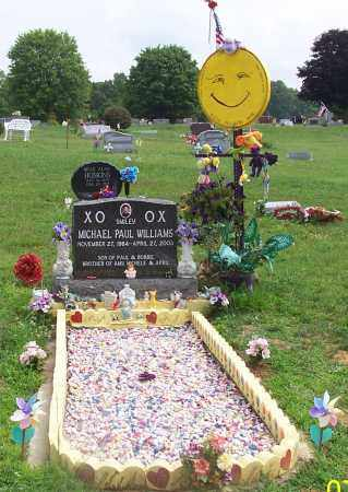 WILLIAMS, MICHAEL - Athens County, Ohio | MICHAEL WILLIAMS - Ohio Gravestone Photos