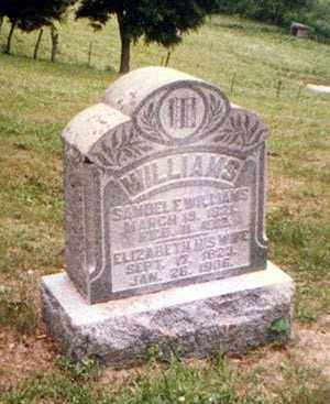 BEATTY WILLIAMS, ELIZABETH - Athens County, Ohio | ELIZABETH BEATTY WILLIAMS - Ohio Gravestone Photos