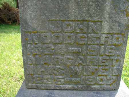 WOODGERD, MARGARET - Athens County, Ohio | MARGARET WOODGERD - Ohio Gravestone Photos
