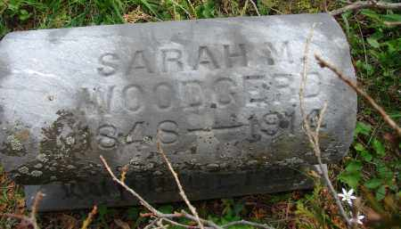 WOODGERD, SARAH M. - Athens County, Ohio | SARAH M. WOODGERD - Ohio Gravestone Photos