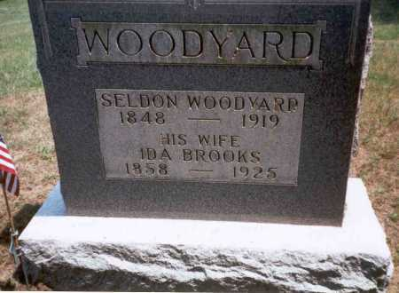 WOODYARD, SELDON - Athens County, Ohio | SELDON WOODYARD - Ohio Gravestone Photos