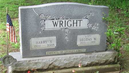 WRIGHT, HARRY - Athens County, Ohio | HARRY WRIGHT - Ohio Gravestone Photos