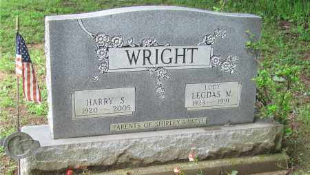 MERCER WRIGHT, LEODAS (LODY) - Athens County, Ohio | LEODAS (LODY) MERCER WRIGHT - Ohio Gravestone Photos