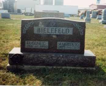 BIELEFELD, MARTHA VICTORIA - Auglaize County, Ohio | MARTHA VICTORIA BIELEFELD - Ohio Gravestone Photos