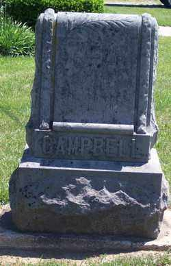 CAMPBELL, MARTHA J. - Auglaize County, Ohio | MARTHA J. CAMPBELL - Ohio Gravestone Photos