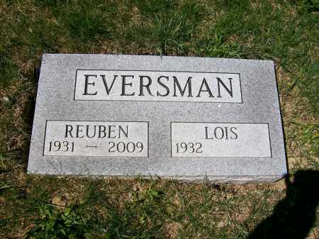 EVERSMAN, LOIS - Auglaize County, Ohio | LOIS EVERSMAN - Ohio Gravestone Photos