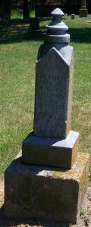 GALLIMORE, BESSIE - Auglaize County, Ohio | BESSIE GALLIMORE - Ohio Gravestone Photos