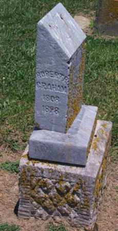 GRAHAM, ROBERT - Auglaize County, Ohio | ROBERT GRAHAM - Ohio Gravestone Photos