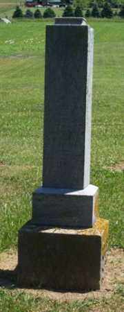 GRAY, ELIZABETH - Auglaize County, Ohio | ELIZABETH GRAY - Ohio Gravestone Photos
