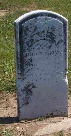 HENSHAW, RACHEL - Auglaize County, Ohio | RACHEL HENSHAW - Ohio Gravestone Photos