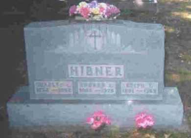 LENHART HIBNER, EDITH T. - Auglaize County, Ohio | EDITH T. LENHART HIBNER - Ohio Gravestone Photos
