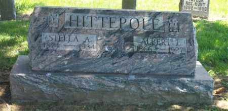 HITTEPOLE, ALBERT - Auglaize County, Ohio | ALBERT HITTEPOLE - Ohio Gravestone Photos