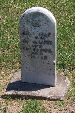 HOWELL, MALISIA - Auglaize County, Ohio | MALISIA HOWELL - Ohio Gravestone Photos